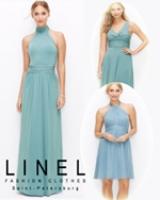 Дизайнерские платья тм LINEL (Линель)