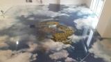 Наливной эпоксидный 3D пол