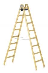 Стремянка деревянная (пр-во Германии)